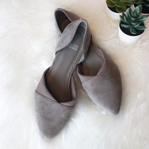Eileen Fisher Vero Cuoio Pointed Flats